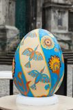 Lviv Ukraina, Marzec, - 29, 2018 Wielkanocny festiwal w Lviv Fotografia Royalty Free
