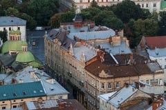 Lviv, Ukraine image libre de droits
