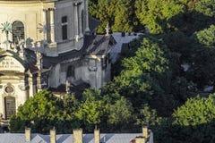 Lviv, Ukraine photo stock