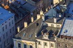 Lviv, Ukraine images libres de droits
