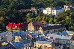 Lviv, Ukraine photographie stock