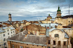 Lviv, Ukraine Royalty Free Stock Photography