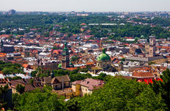 Lviv Ukraine Royalty Free Stock Photos