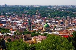 lviv Ukraine Zdjęcia Royalty Free