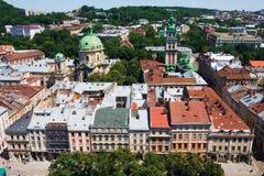 lviv Ukraine Fotografia Stock