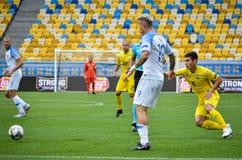 Lviv , Ukraine - August 10, 2018: Juraj Kucka during group sele stock photo