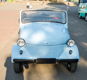 Lviv, Ukraine - June 2015: Auto festival Leopolis grand prix 2015. Old vintage retro car Royalty Free Stock Image