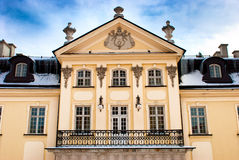 Lviv - Ukraine - old town. Building Royalty Free Stock Images