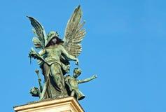 Lviv, Ukraine.Opera and Ballet Theatre Royalty Free Stock Images