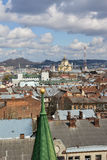 Lviv Royalty Free Stock Images