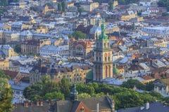 Lviv Stock Photography