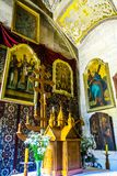 Lviv wniebowzięcia kościół 02 fotografia stock