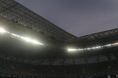 Lvivarena (Stadion) Royalty-vrije Stock Foto