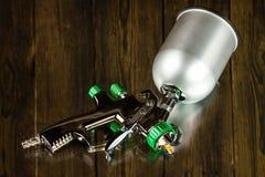 LVLP Air Spray Gun Royalty Free Stock Images