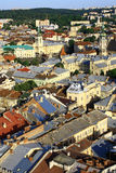 Lvov. Royalty Free Stock Images