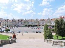 Lvov city, Ukraine Royalty Free Stock Images
