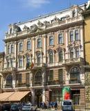 Lvov, Grand hotel Stock Image