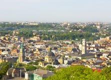 Lvov (Lviv), Ουκρανία Στοκ Εικόνες