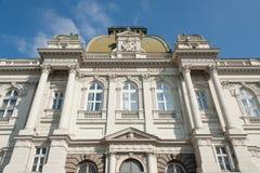 Lvov nationellt museum Royaltyfri Fotografi