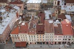 lvov ukaine Στοκ Φωτογραφίες