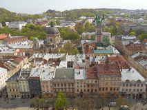 Lvov Stock Photography