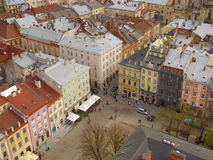 Lvov Royalty Free Stock Photography