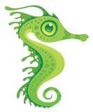 lövrik havsseahorse för drake Royaltyfria Foton
