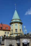 The LÖWENBRÄU pub in Munich, Germany Royalty Free Stock Photography
