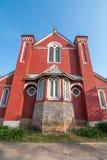 Lwin di oo di Pyin della chiesa di tutto il san Fotografie Stock