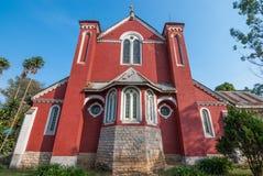 Lwin di oo di Pyin della chiesa di tutto il san Immagini Stock