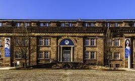 LWL-Prussian museum Minden royaltyfria bilder