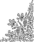 lxxxviii winiety winograd royalty ilustracja