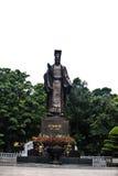 LY thailändisch zur Statue Lizenzfreies Stockfoto