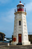 Lybster Harbour Lighthouse, Caithness, Scotland Royalty Free Stock Image