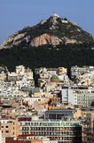 Lycabettus Hill Stock Images