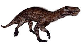 Lycaenops dinosaur - 3D render Stock Images