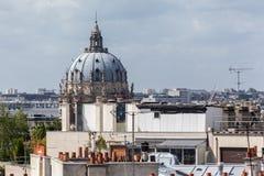 Lycee Henri IV Paris Frankreich Stockbild