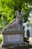 Lychakiv Cemetery Royalty Free Stock Photo