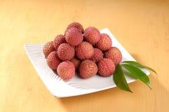 lychee royalty-vrije stock foto's