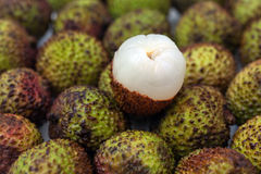 Lychee Royalty Free Stock Photography