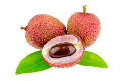 lychee Royalty Free Stock Photos