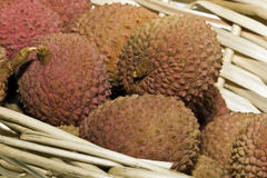 Lychee fruit Royalty Free Stock Photography
