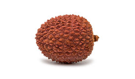Lychee fruit Stock Photography