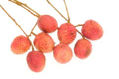 Lychee Fruits Stock Photos