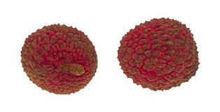 Lychee nuts Royalty Free Stock Images