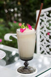 Lychee Smoothie Royalty Free Stock Photos