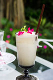 Lychee Smoothie Stock Image