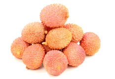 Lychees Stock Foto's