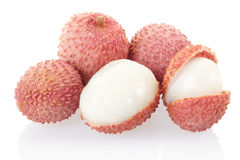 Lychees Photos stock