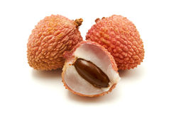 Lychees Royalty Free Stock Photography